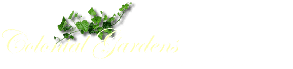 Colonial Gardens Bed & Breakfast Logo