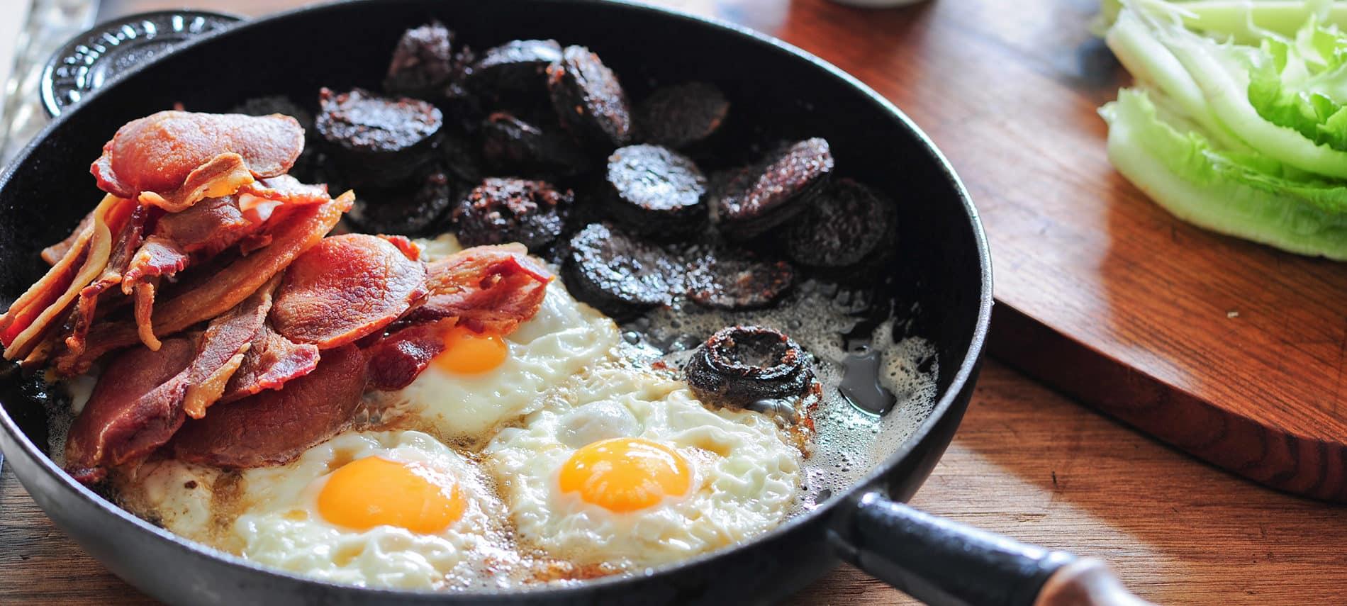 how to make a full Irish breakfast