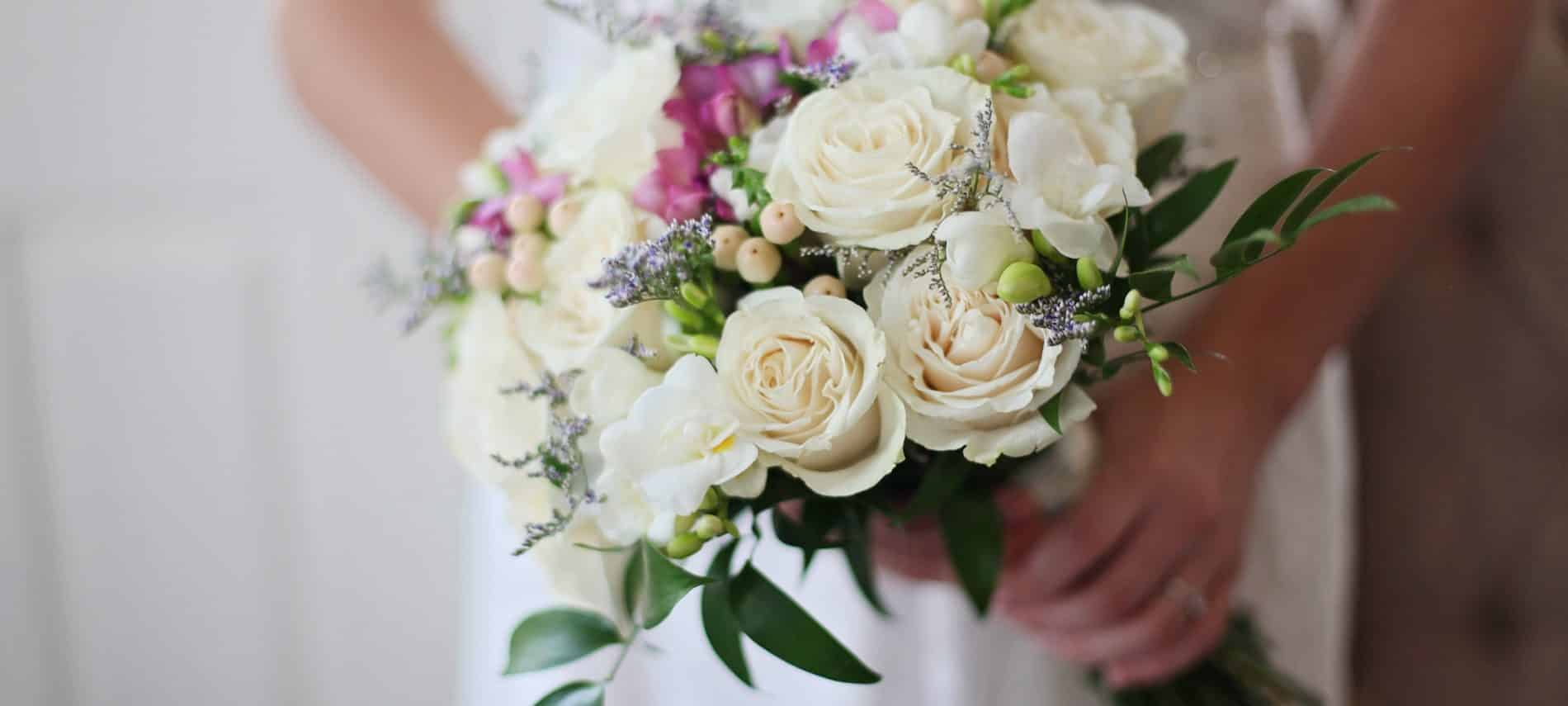 Budget Friendly May Wedding Flowers