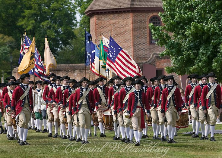 Fife & Drum Core