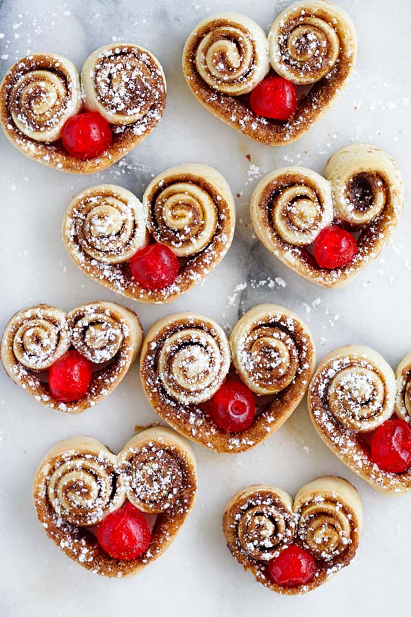 Valentine's Day Breakfast Ideas 2018