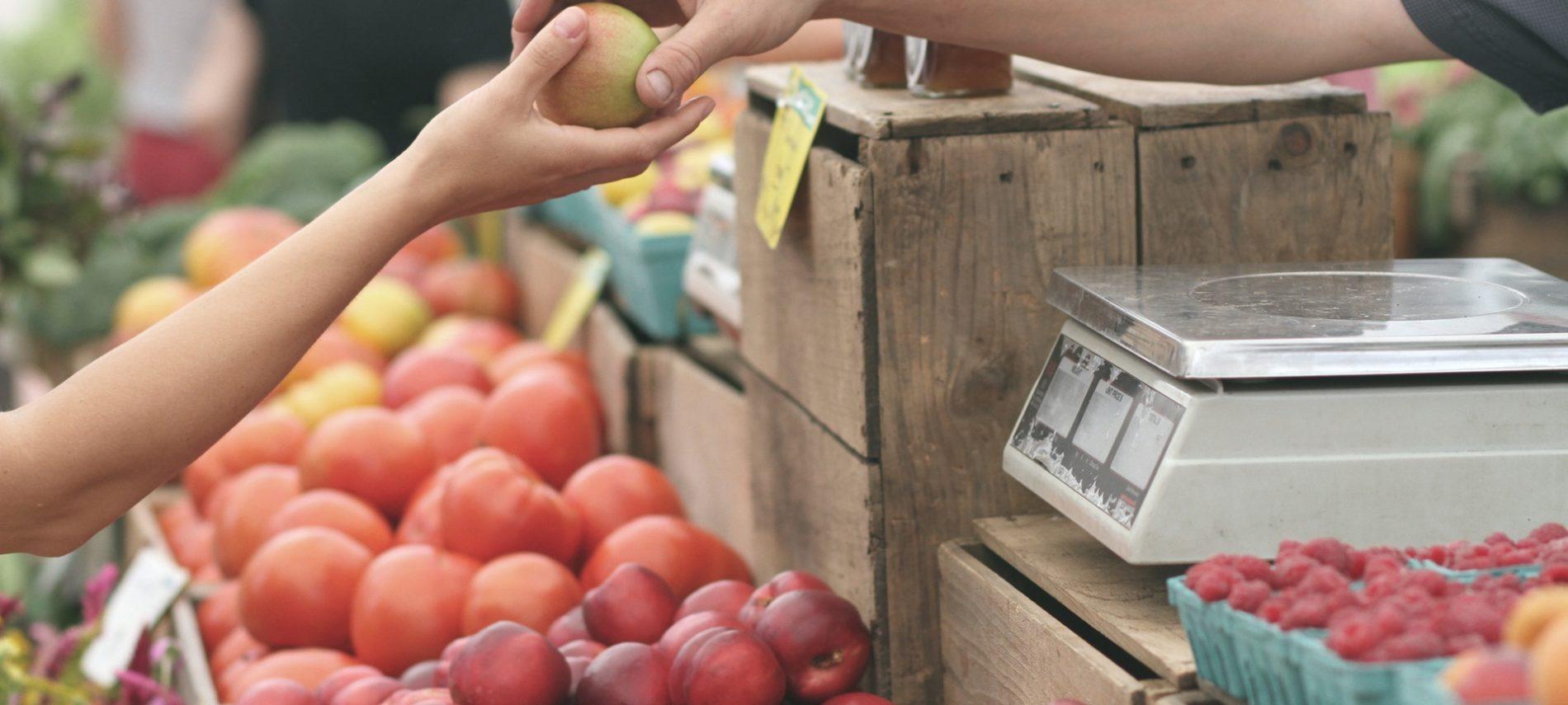 Summer Farmers Market Recipe