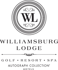 Logo for the Williamsburg Lodge